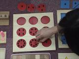 3才4才 幼児教室 セサミクラブ【数の教具】